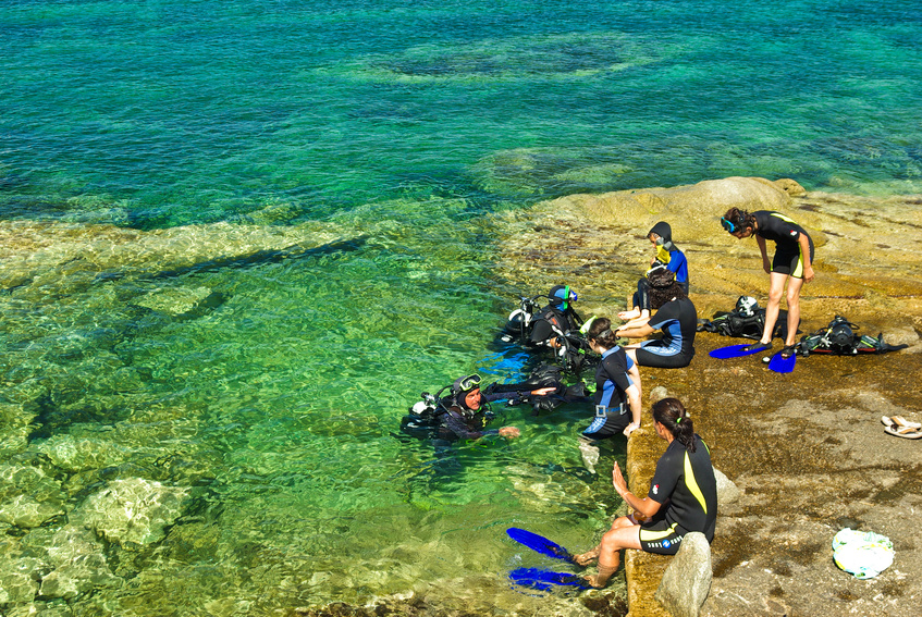 Voyages sportifs : plongée, windsurf et kitesurf Spots d'Evasion Voyage