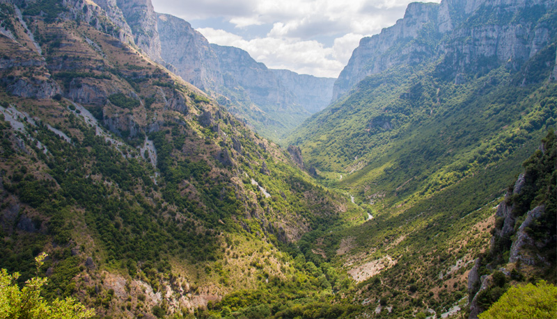 The most impressive gorges for walking trips  CarDelMar Blog